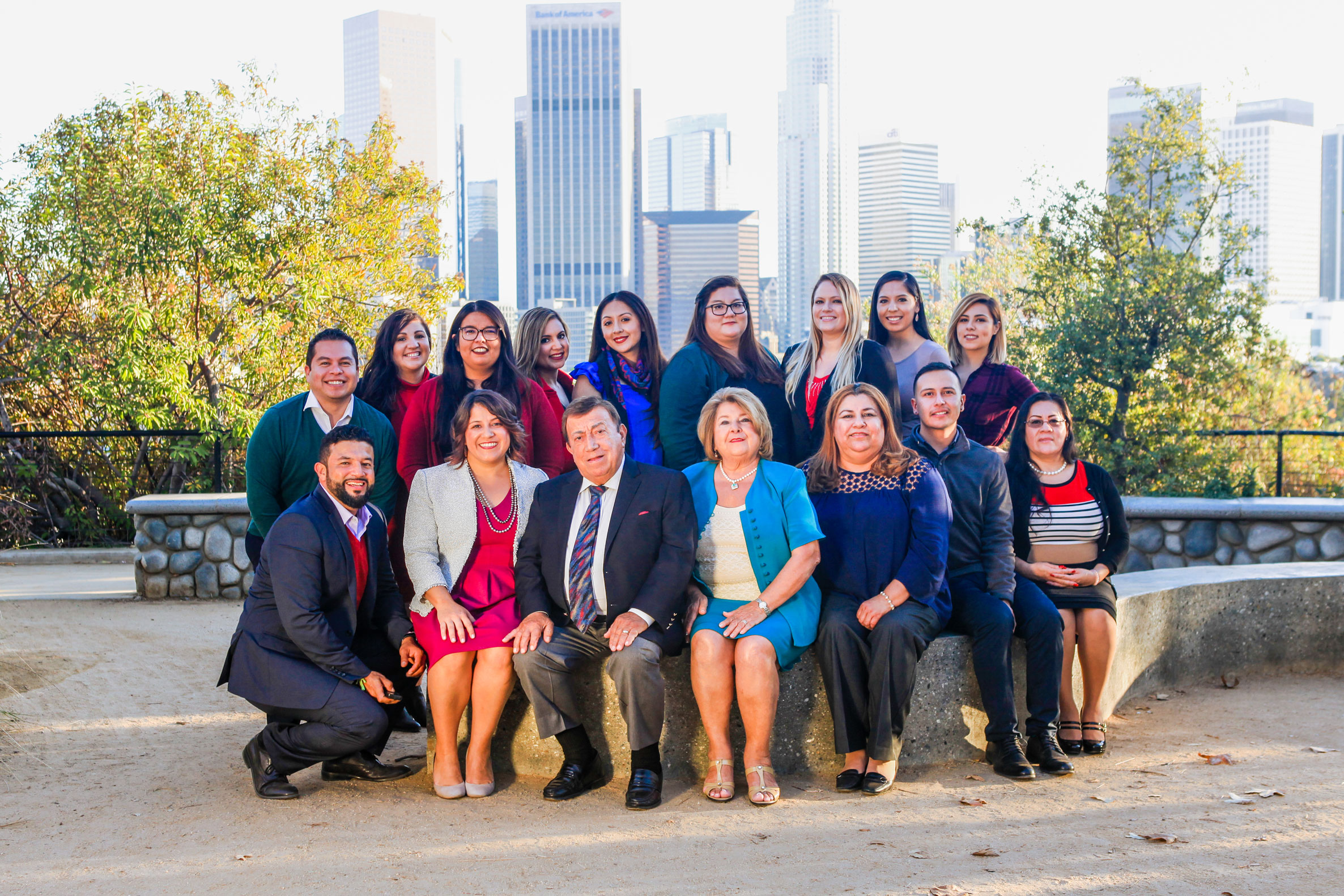 The Aguirre Law Firm and Staff